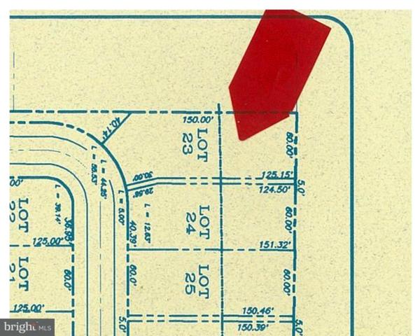 Lot 23 Camelsback Drive, BETHANY BEACH, DE 19930 (#1002221378) :: The Windrow Group