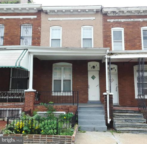 2921 Lanvale Street W, BALTIMORE, MD 21216 (#1002221470) :: The Putnam Group