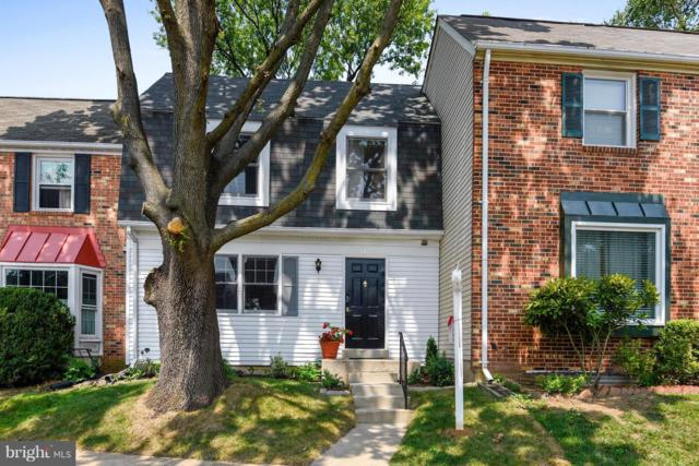 172 Sharpstead Lane, GAITHERSBURG, MD 20878 (#1002221558) :: Labrador Real Estate Team