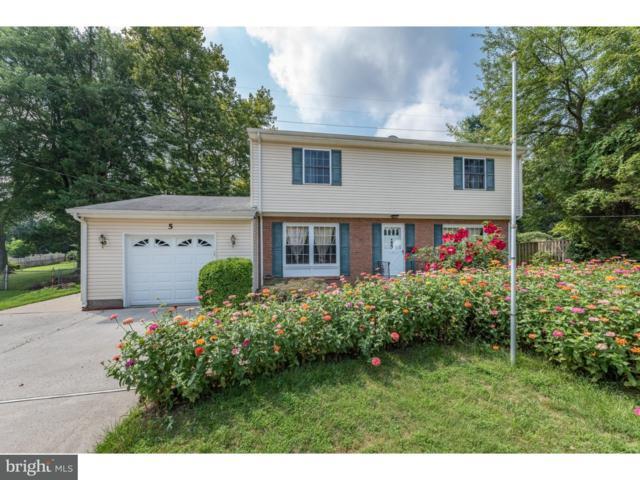 5 Dogwood Drive, LAWRENCE TOWNSHIP, NJ 08648 (#1002225564) :: Colgan Real Estate