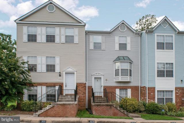 101 Westminster Lane, STAFFORD, VA 22556 (#1002227070) :: The Withrow Group at Long & Foster