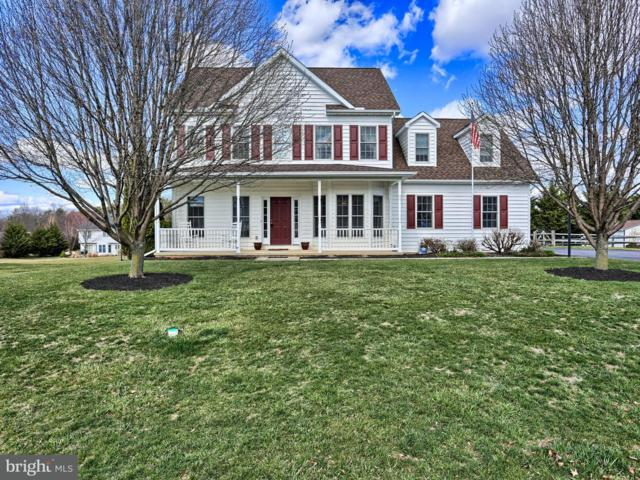 6421 Bellhurst Drive, CHAMBERSBURG, PA 17202 (#1002229474) :: The Craig Hartranft Team, Berkshire Hathaway Homesale Realty
