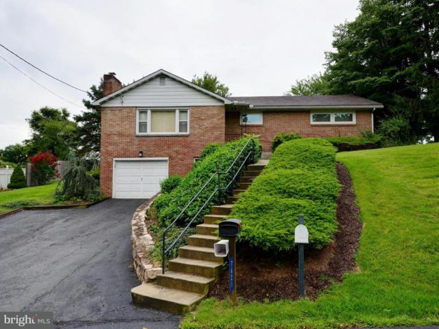 7621 Hillcrest Avenue, HARRISBURG, PA 17112 (#1002229630) :: Benchmark Real Estate Team of KW Keystone Realty