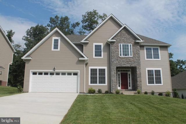 121 Wales Court Lot 13, WINCHESTER, VA 22602 (#1002229724) :: Labrador Real Estate Team