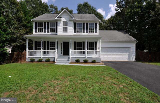 9511 Hickory Hill Drive, FREDERICKSBURG, VA 22408 (#1002236328) :: The Gus Anthony Team