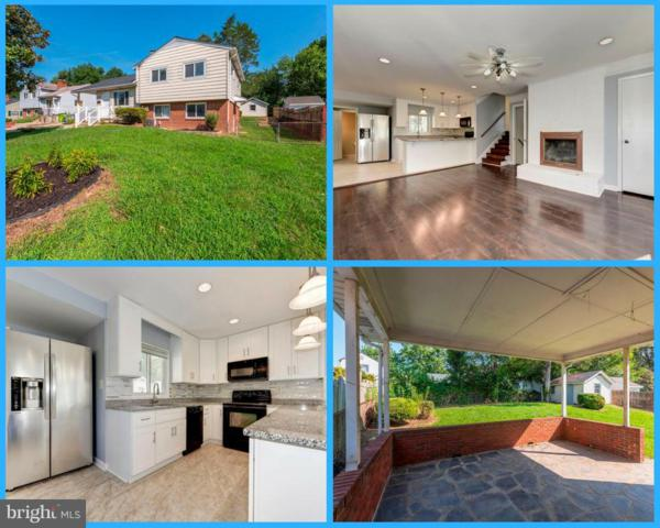 1518 James Street, WOODBRIDGE, VA 22191 (#1002236516) :: SURE Sales Group