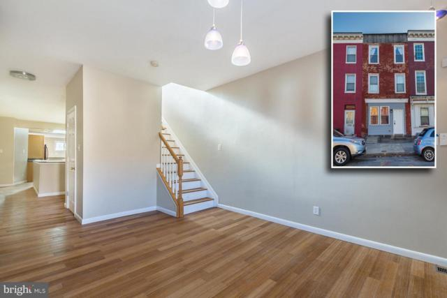 1929 Lombard Street W, BALTIMORE, MD 21223 (#1002243320) :: Colgan Real Estate