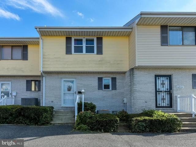 631-B 94TH Street B, OCEAN CITY, MD 21842 (#1002243590) :: Condominium Realty, LTD