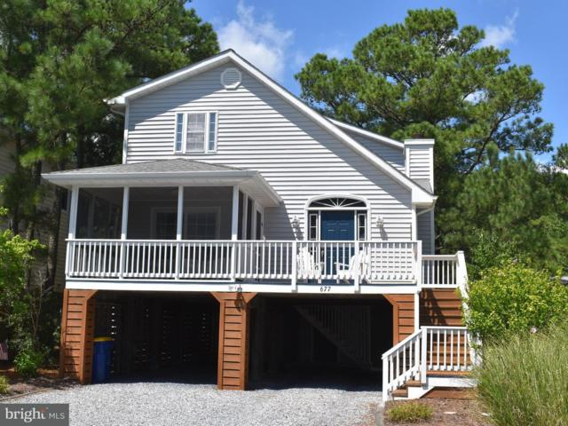677 Evans Avenue, BETHANY BEACH, DE 19930 (#1002244070) :: The Windrow Group