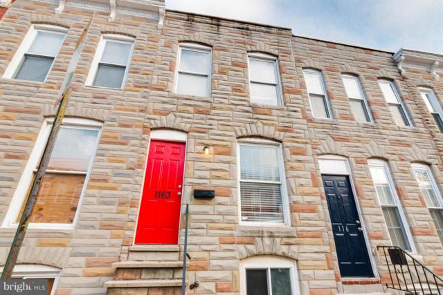 1163 Cleveland Street, BALTIMORE, MD 21230 (#1002250800) :: AJ Team Realty