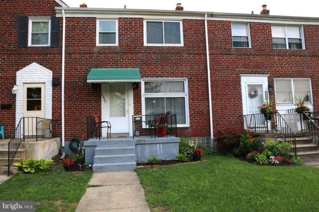 5517 Forest Park Avenue W, BALTIMORE, MD 21207 (#1002250978) :: AJ Team Realty