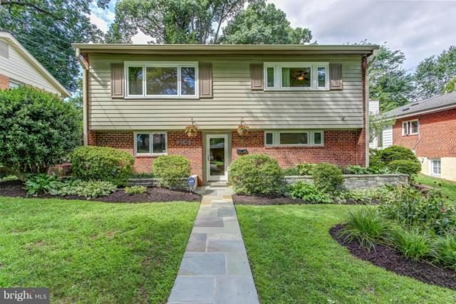 9508 Pin Oak Drive, SILVER SPRING, MD 20910 (#1002251816) :: The Gus Anthony Team