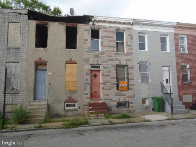 1312 Spring Street N, BALTIMORE, MD 21213 (#1002253868) :: The Putnam Group
