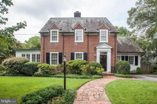 3920 Oliver Street, CHEVY CHASE, MD 20815 (#1002253896) :: Colgan Real Estate