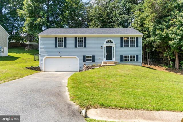 20 Myrtle Road, FREDERICKSBURG, VA 22405 (#1002254576) :: Remax Preferred | Scott Kompa Group