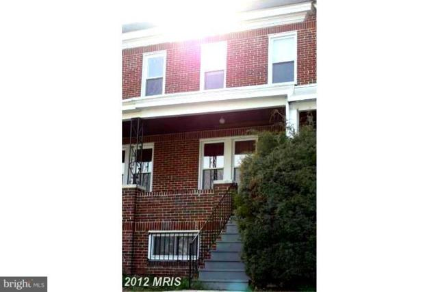 4014 Wilsby Avenue, BALTIMORE, MD 21218 (#1002254970) :: Seleme Homes