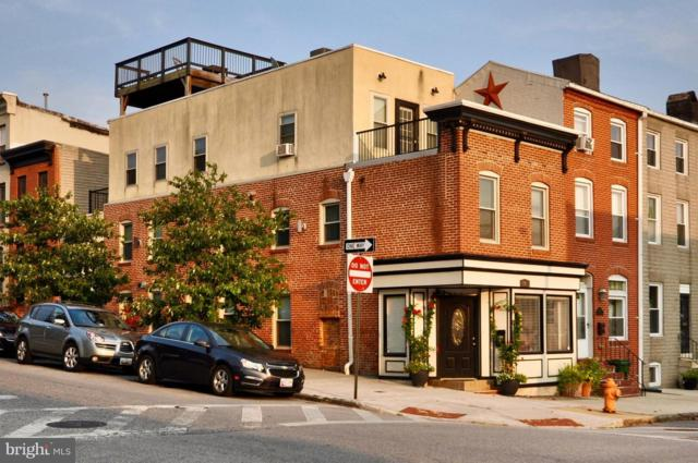 301 Chester Street S, BALTIMORE, MD 21231 (#1002255056) :: AJ Team Realty