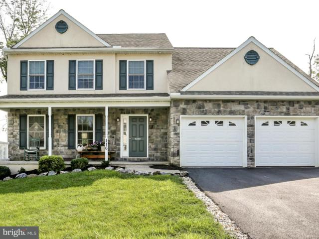 116 Conestoga Woods Road, LANCASTER, PA 17603 (#1002255926) :: Younger Realty Group