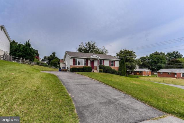 6700 Marvin Avenue, SYKESVILLE, MD 21784 (#1002256444) :: Advance Realty Bel Air, Inc