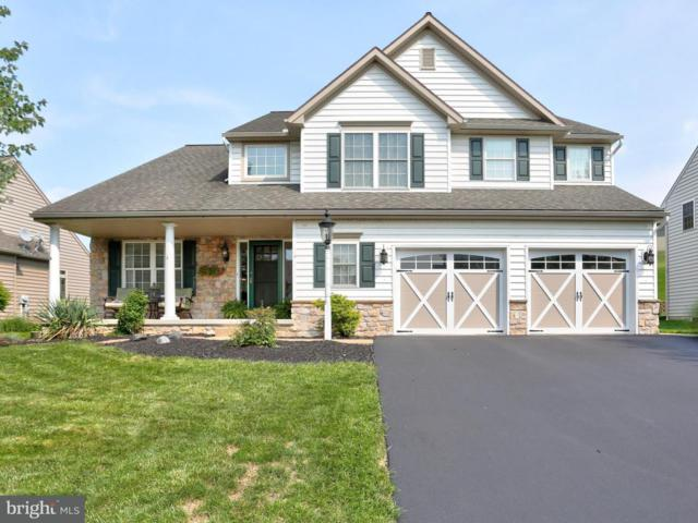 665 Golden Eagle Way, LANCASTER, PA 17601 (#1002256546) :: Younger Realty Group