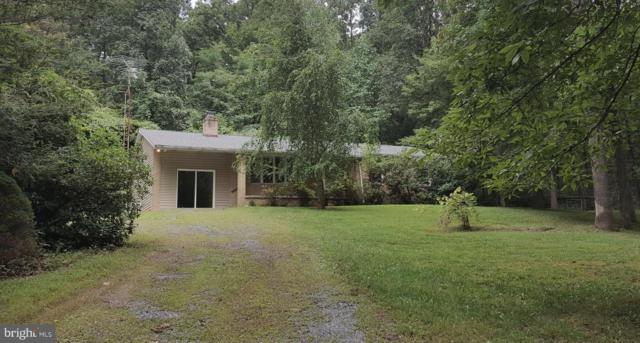 14506 Brown Road, SABILLASVILLE, MD 21780 (#1002258940) :: AJ Team Realty