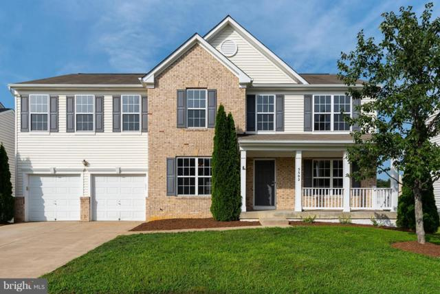 5502 Silver Maple Lane, FREDERICKSBURG, VA 22407 (#1002261672) :: The Withrow Group at Long & Foster