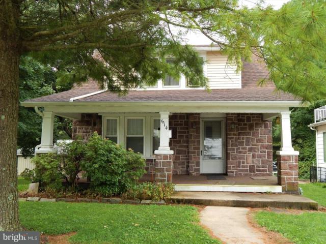 614 S Pine Street, RED LION, PA 17356 (#1002271400) :: The Jim Powers Team