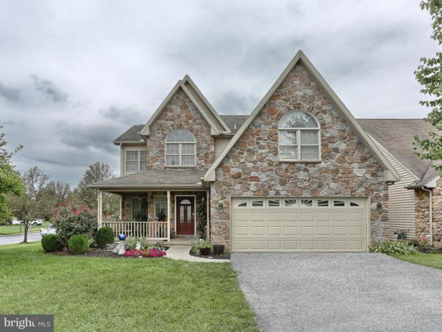 1806 Meadow Ridge Drive, HUMMELSTOWN, PA 17036 (#1002272410) :: Benchmark Real Estate Team of KW Keystone Realty