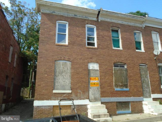 2220 Booth Street, BALTIMORE, MD 21223 (#1002277028) :: AJ Team Realty