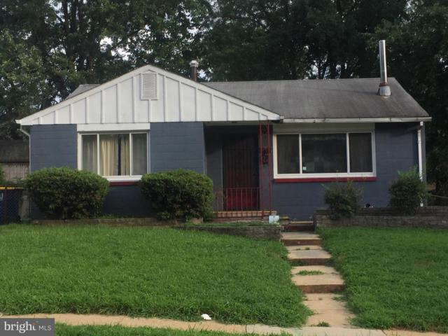 7919 Fiske Avenue, GLENARDEN, MD 20706 (#1002278186) :: Blue Key Real Estate Sales Team