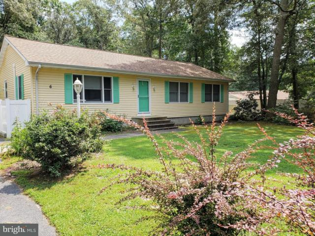 6 Oakwood Court, LEWES, DE 19958 (#1002281144) :: RE/MAX Coast and Country