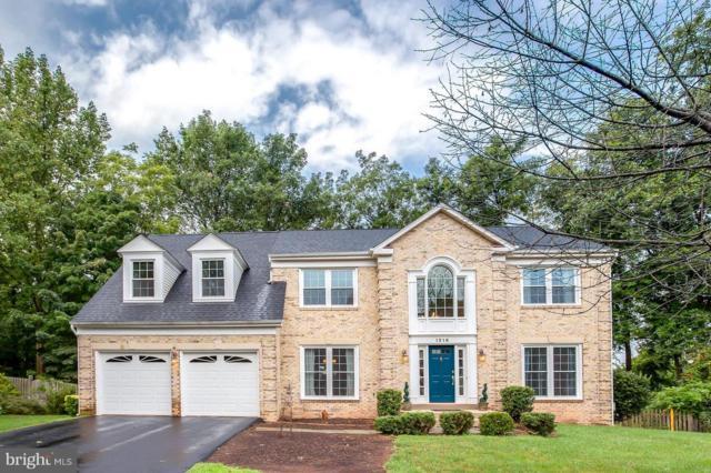 1216 Rowland Drive, HERNDON, VA 20170 (#1002282540) :: Colgan Real Estate
