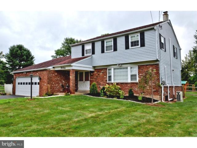 906 Garfield Avenue, LANSDALE, PA 19446 (#1002285598) :: The John Collins Team