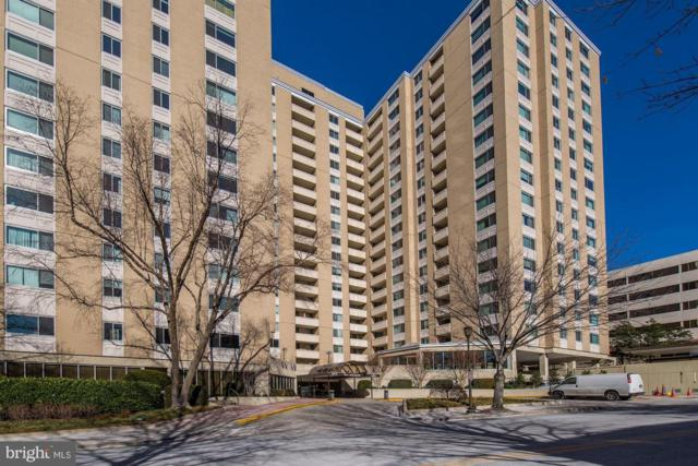 4601 Park Avenue 815Q, CHEVY CHASE, MD 20815 (#1002287178) :: Dart Homes
