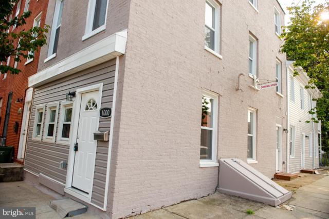 1000 Scott Street, BALTIMORE, MD 21230 (#1002289200) :: Colgan Real Estate