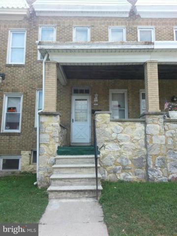 4227 Nicholas Avenue, BALTIMORE, MD 21206 (#1002295334) :: Advance Realty Bel Air, Inc