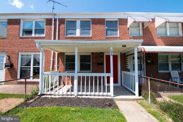7834 St Claire Lane, BALTIMORE, MD 21222 (#1002297970) :: The Licata Group/Keller Williams Realty