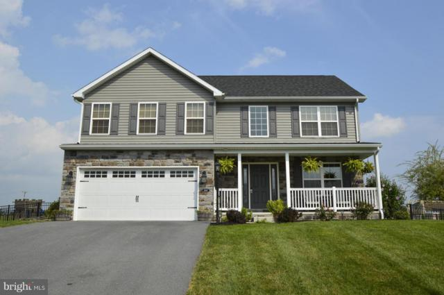 1684 Wind Flower Road, CHAMBERSBURG, PA 17202 (#1002298584) :: The Craig Hartranft Team, Berkshire Hathaway Homesale Realty