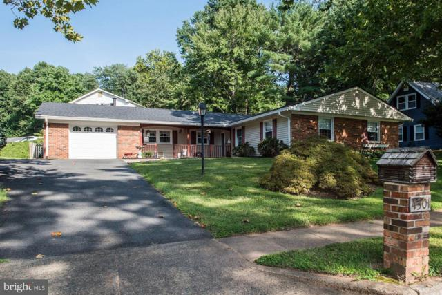 4301 Markwood Lane, FAIRFAX, VA 22033 (#1002298634) :: The Sebeck Team of RE/MAX Preferred