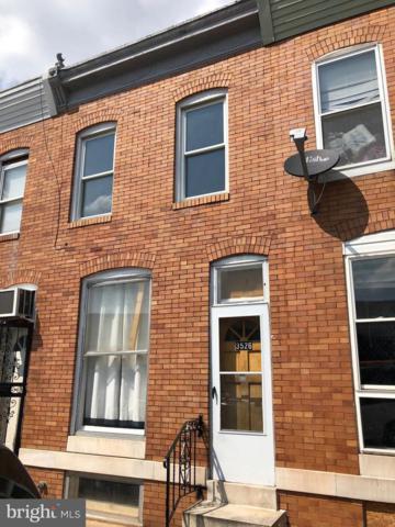 3526 Noble Street, BALTIMORE, MD 21224 (#1002299786) :: Colgan Real Estate