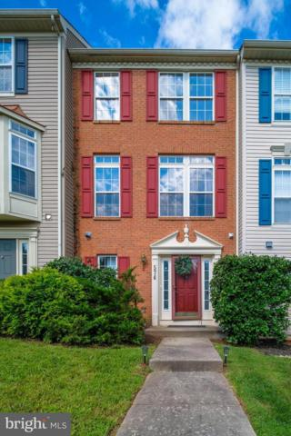 574 Eisenhower Drive, FREDERICK, MD 21703 (#1002302236) :: The Sky Group