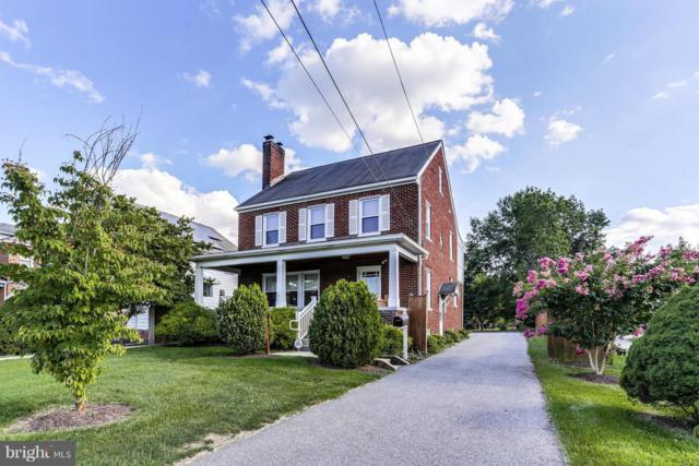 706 Patrick Street, FREDERICK, MD 21701 (#1002302552) :: ExecuHome Realty