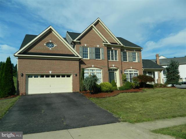 3655 Stonewall Manor Drive, TRIANGLE, VA 22172 (#1002303668) :: Great Falls Great Homes