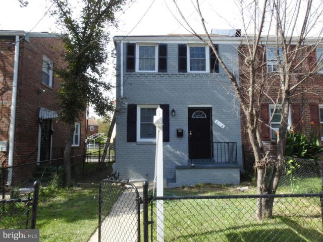 618 Southern Avenue SE, WASHINGTON, DC 20032 (#1002303744) :: Advance Realty Bel Air, Inc
