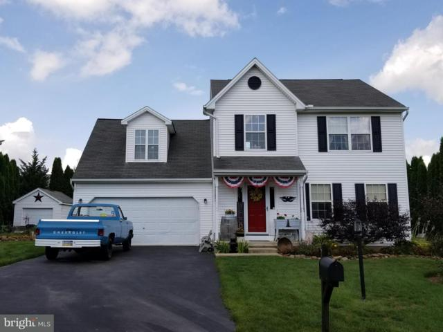 5 Mccleary Court, SHREWSBURY, PA 17361 (#1002306684) :: The Heather Neidlinger Team With Berkshire Hathaway HomeServices Homesale Realty
