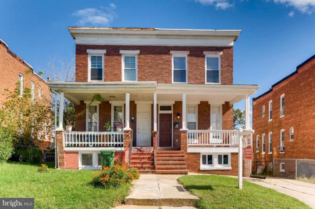 5007 Midwood Avenue, BALTIMORE, MD 21212 (#1002307430) :: AJ Team Realty