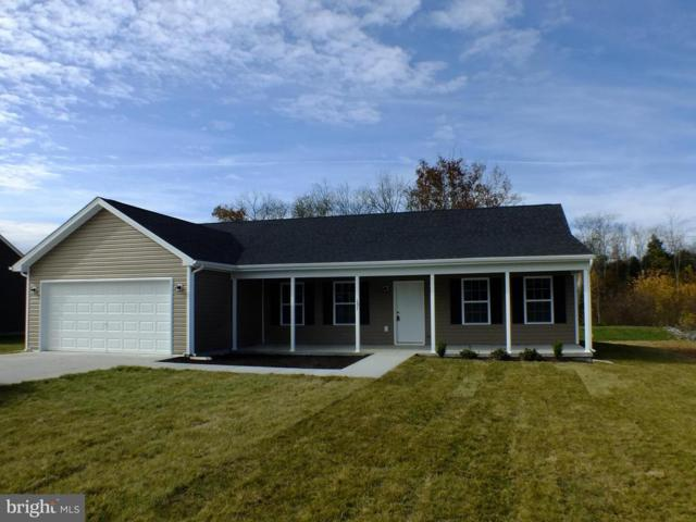 145 Corbin Heights Way, MARTINSBURG, WV 25404 (#1002307946) :: Colgan Real Estate