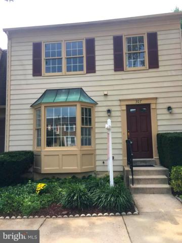 307 Whitcliff Court, GAITHERSBURG, MD 20878 (#1002308310) :: Labrador Real Estate Team