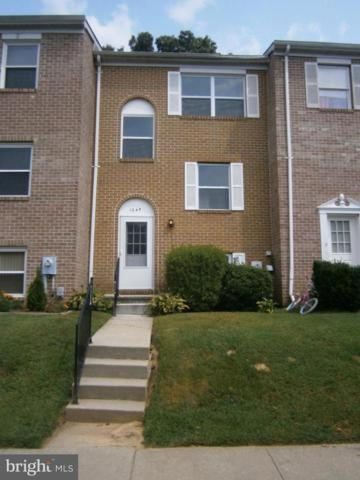 1045 Lake Front Drive, EDGEWOOD, MD 21040 (#1002308432) :: AJ Team Realty