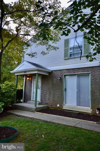 141 Hammershire Road D, REISTERSTOWN, MD 21136 (#1002333694) :: Dart Homes
